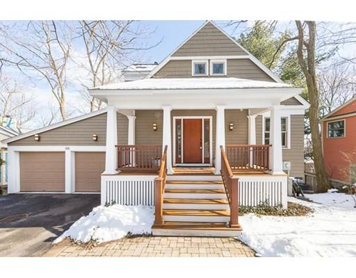 独户住宅 为 销售 在 66 Coolidge Road 66 Coolidge Road 阿灵顿, 马萨诸塞州 02476 美国