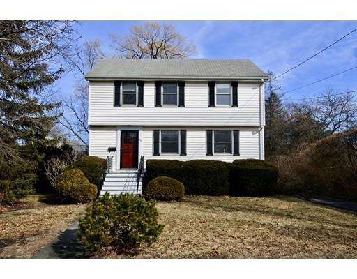 Casa Unifamiliar por un Venta en 117 Sycamore Road 117 Sycamore Road Melrose, Massachusetts 02176 Estados Unidos