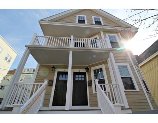 Condominium for Sale at 53 Partridge Avenue 53 Partridge Avenue Somerville, Massachusetts 02145 United States