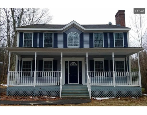 Single Family Home for Sale at 10 Searles Hill Road 10 Searles Hill Road Phillipston, Massachusetts 01331 United States