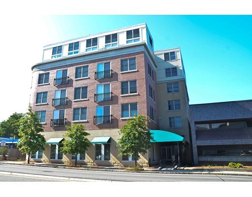 公寓 为 出租 在 323 Boylston St #503 323 Boylston St #503 布鲁克莱恩, 马萨诸塞州 02445 美国