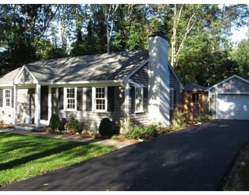 Single Family Home for Sale at 98 Sylvan Lane Barnstable, Massachusetts 02655 United States