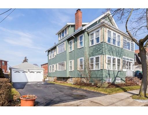 多户住宅 为 销售 在 12 Adams Street 12 Adams Street 阿灵顿, 马萨诸塞州 02474 美国