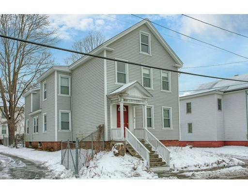 Casa Multifamiliar por un Venta en 37 Howard Haverhill, Massachusetts 01830 Estados Unidos