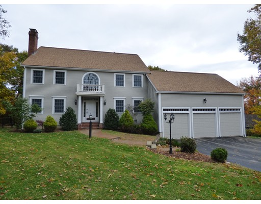 Single Family Home for Sale at 7 JAY LANE 7 JAY LANE Acton, Massachusetts 01720 United States
