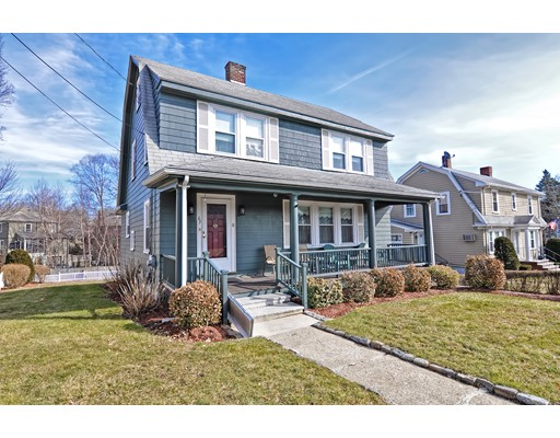 Casa para uma família para Venda às 67 Suffolk Street 67 Suffolk Street Medford, Massachusetts 02155 Estados Unidos