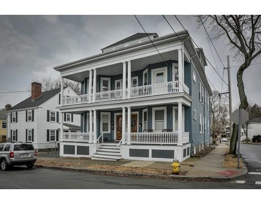 Condominium for Sale at 40 Winthrop Street 40 Winthrop Street Salem, Massachusetts 01970 United States