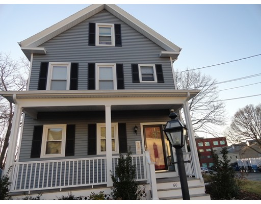 واحد منزل الأسرة للـ Rent في 60 Central Street 60 Central Street Stoneham, Massachusetts 02180 United States