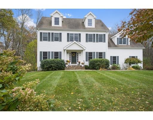 独户住宅 为 销售 在 4 Homestead Drive 4 Homestead Drive 梅德韦, 马萨诸塞州 02053 美国