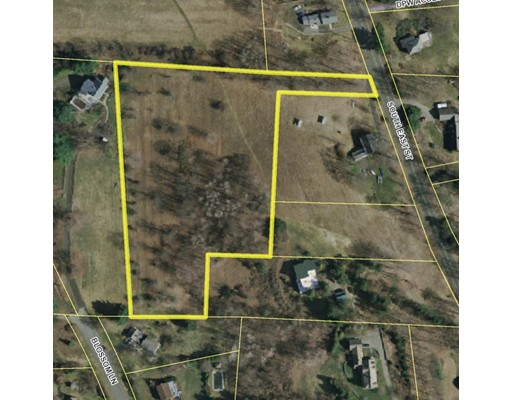 Land for Sale at South East Street South East Street Amherst, Massachusetts 01002 United States