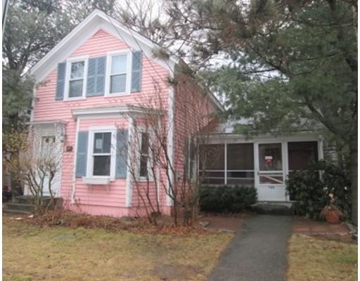 Maison unifamiliale pour l Vente à 725 Main Street 725 Main Street Bolton, Massachusetts 01740 États-Unis