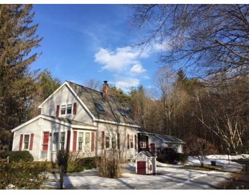 Single Family Home for Sale at 129 Green River Road 129 Green River Road Greenfield, Massachusetts 01301 United States