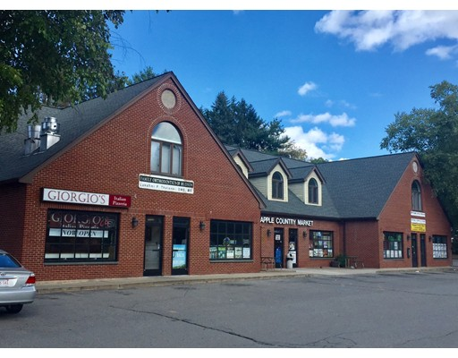 Commercial for Rent at 118 Forest Avenue 118 Forest Avenue Hudson, Massachusetts 01749 United States