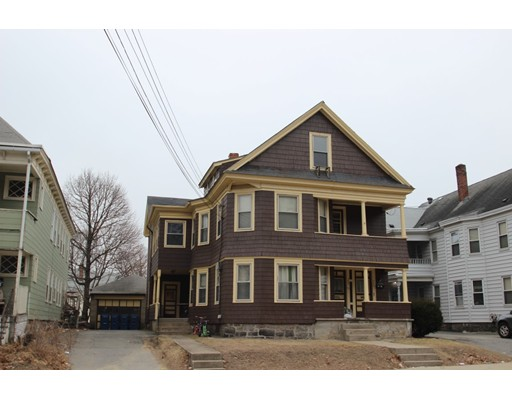 Multi-Family Home for Sale at 364 South Broadway Lawrence, 01843 United States