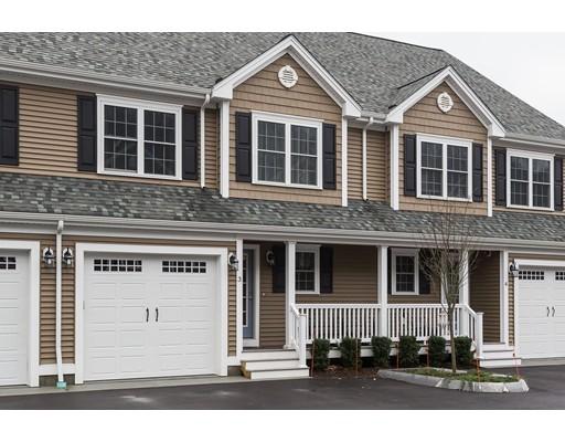 共管式独立产权公寓 为 销售 在 1405 Commerce Way 1405 Commerce Way Attleboro, 马萨诸塞州 02703 美国