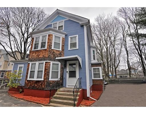 多户住宅 为 销售 在 84 DEAN STREET 84 DEAN STREET Attleboro, 马萨诸塞州 02703 美国