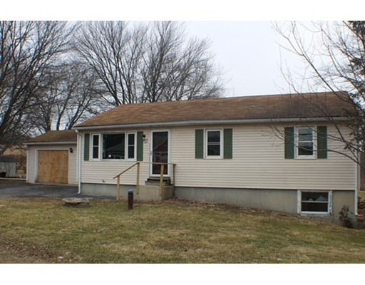 Single Family Home for Sale at 39 Pleasant Street 39 Pleasant Street Granby, Massachusetts 01033 United States