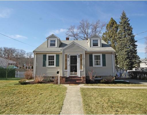 Частный односемейный дом для того Продажа на 39 Stonewood Lane 39 Stonewood Lane Braintree, Массачусетс 02184 Соединенные Штаты