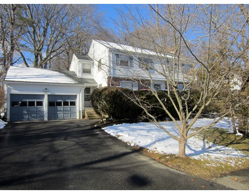 Single Family Home for Sale at 18 Putney Road 18 Putney Road Wellesley, Massachusetts 02481 United States