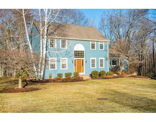 Single Family Home for Sale at 30 Avebury Circle Boxborough, Massachusetts 01719 United States