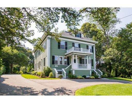 Частный односемейный дом для того Продажа на 15 West Side Road 15 West Side Road Milton, Массачусетс 02186 Соединенные Штаты