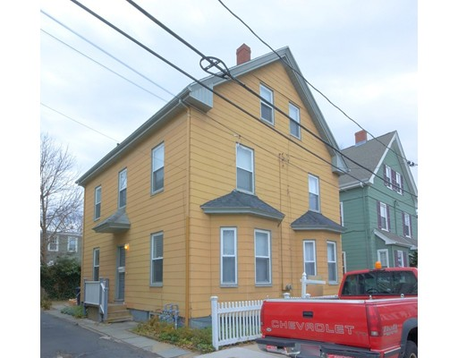 Multi-Family Home for Sale at 14 Andrew Street 14 Andrew Street Cambridge, Massachusetts 02139 United States