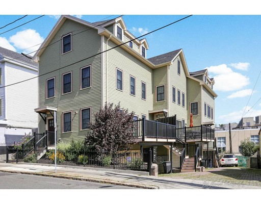 Condominium for Sale at 52 Franklin Street 52 Franklin Street Somerville, Massachusetts 02145 United States