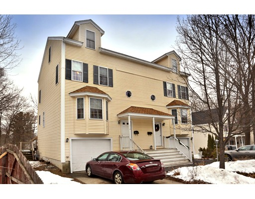 Condominium for Sale at 21 Grove Street 21 Grove Street Merrimac, Massachusetts 01860 United States