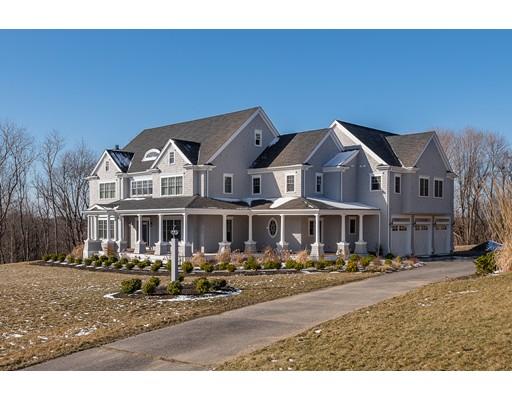 Maison unifamiliale pour l Vente à 64 Baker Hill Drive 64 Baker Hill Drive Hingham, Massachusetts 02043 États-Unis