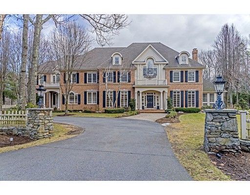 Single Family Home for Sale at 4 Longmeadow Drive Westwood, Massachusetts 02090 United States