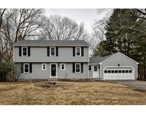 Single Family Home for Sale at 10 OXBOW Road 10 OXBOW Road Natick, Massachusetts 01760 United States