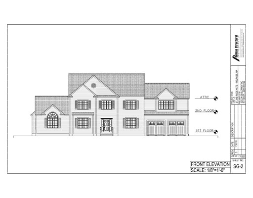 Single Family Home for Sale at 3 Stone Ridge Heights 3 Stone Ridge Heights Melrose, Massachusetts 02176 United States