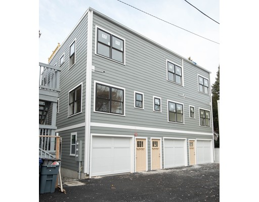 Condominium for Sale at 3 Castle Court 3 Castle Court Boston, Massachusetts 02128 United States