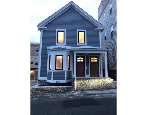 Condominium for Sale at 3 Village Street 3 Village Street Somerville, Massachusetts 02143 United States