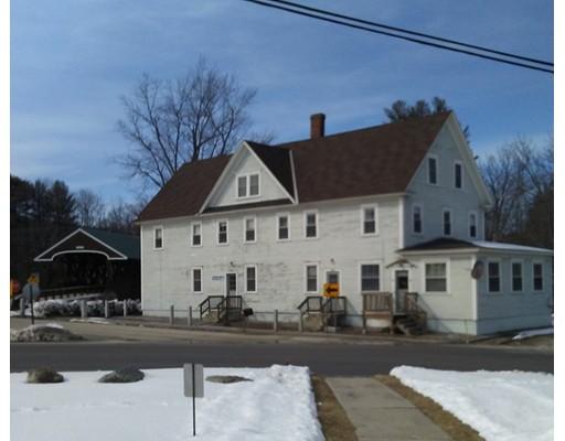 Maison unifamiliale pour l Vente à 1966 Maple 1966 Maple Hopkinton, New Hampshire 03229 États-Unis