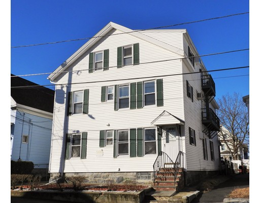 Multi-Family Home for Sale at 17 S Whipple Street Lowell, 01852 United States