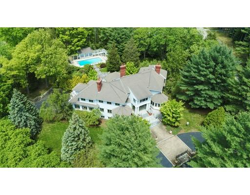 Maison unifamiliale pour l Vente à 22 Warbler Springs Road 22 Warbler Springs Road Lincoln, Massachusetts 01773 États-Unis