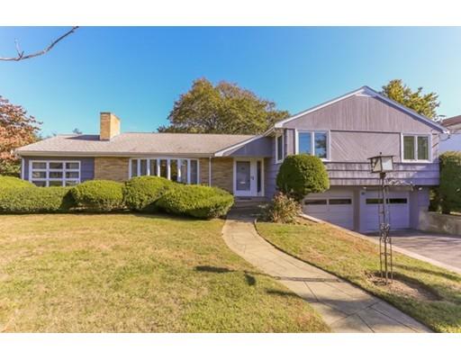 واحد منزل الأسرة للـ Sale في 50 Linden Avenue 50 Linden Avenue Swampscott, Massachusetts 01907 United States