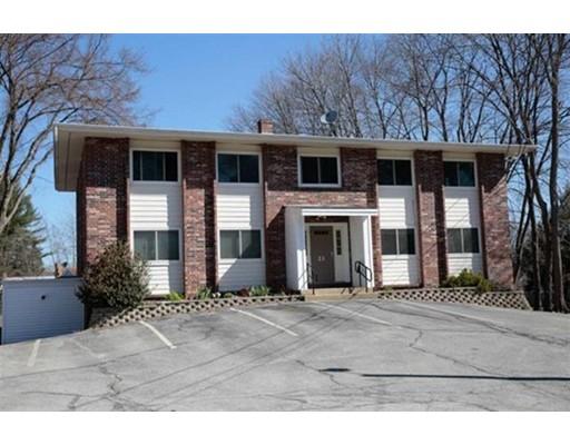 Appartement en copropriété pour l Vente à 21 Spaulding Street #4 21 Spaulding Street #4 Milford, New Hampshire 03054 États-Unis