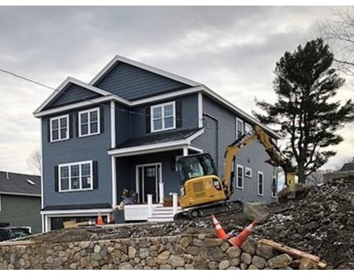 Single Family Home for Sale at 32 Tudor Street 32 Tudor Street Waltham, Massachusetts 02453 United States