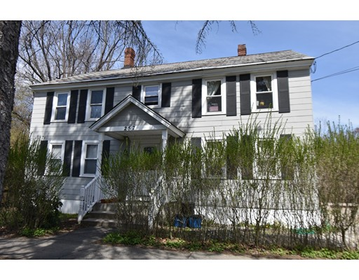 Multi-Family Home for Sale at 257 South Street 257 South Street Northampton, Massachusetts 01060 United States