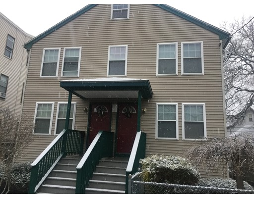 Multi-Family Home for Sale at 89 Spencer 89 Spencer Boston, Massachusetts 02124 United States