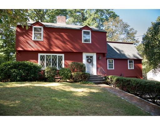 Maison unifamiliale pour l Vente à 30 Parsonage Lane 30 Parsonage Lane Topsfield, Massachusetts 01983 États-Unis