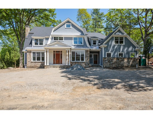 Single Family Home for Sale at 22 Ordway Road 22 Ordway Road Wellesley, Massachusetts 02481 United States