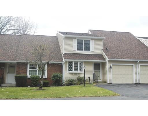 共管式独立产权公寓 为 销售 在 437 The Meadows 437 The Meadows Enfield, 康涅狄格州 06082 美国