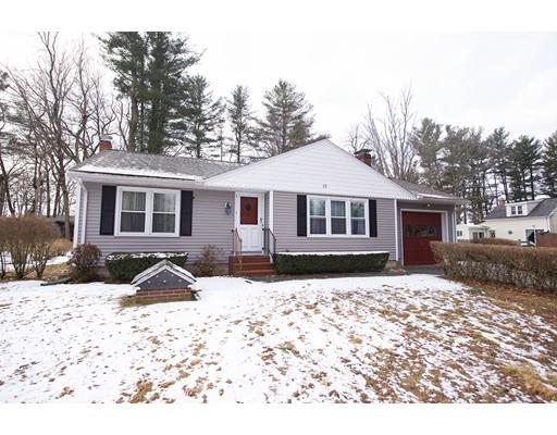 Casa Unifamiliar por un Venta en 13 Massasoit Blvd 13 Massasoit Blvd Plaistow, Nueva Hampshire 03865 Estados Unidos