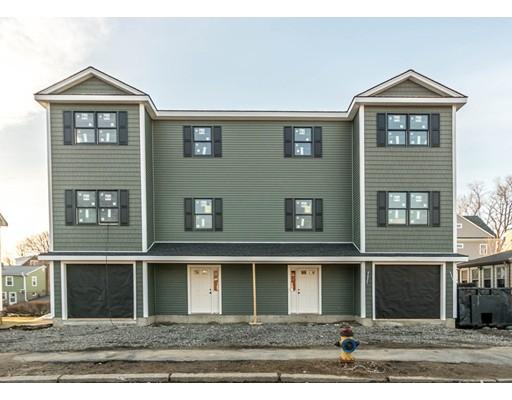 Condominium for Sale at 44 GALE STREET #2 44 GALE STREET #2 Waltham, Massachusetts 02453 United States