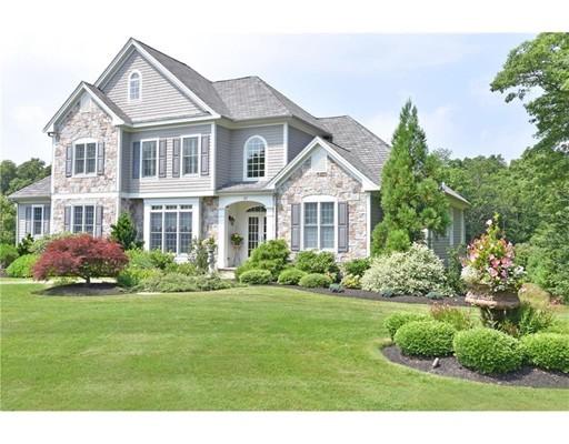 独户住宅 为 销售 在 67 William Barton Drive 67 William Barton Drive 蒂弗顿, 罗得岛 02878 美国