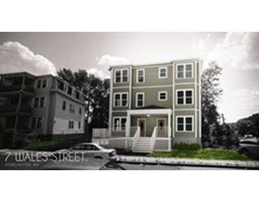 Condominium for Sale at 7 Wales 7 Wales Boston, Massachusetts 02124 United States