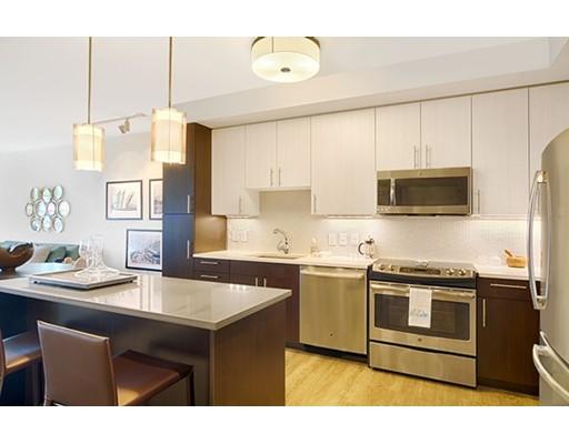 Apartamento por un Alquiler en 1 Canal St. #1024 1 Canal St. #1024 Boston, Massachusetts 02114 Estados Unidos